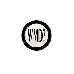 WMD? 1 inch Mini Button