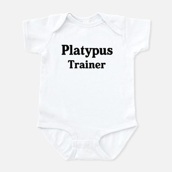 Platypus trainer Infant Bodysuit