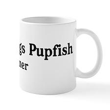 Leon Springs Pupfish trainer Mug