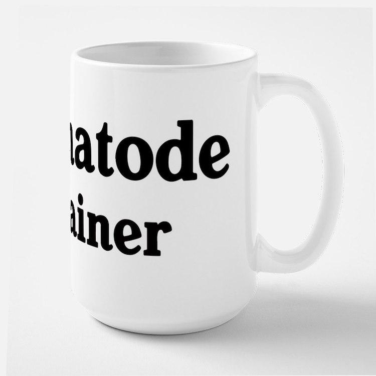 Nematode trainer Mug