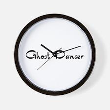 Ghost Dancer Wall Clock