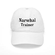 Narwhal trainer Baseball Cap