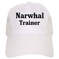 Narwhal trainer Cap