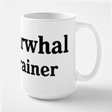 Narwhal trainer Mug
