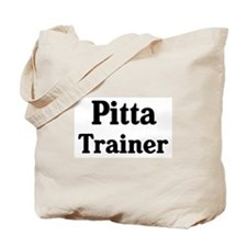 Pitta trainer Tote Bag