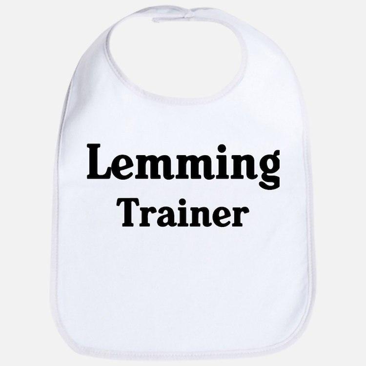 Lemming trainer Bib