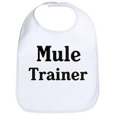 Mule trainer Bib