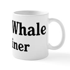 Pilot Whale trainer Mug