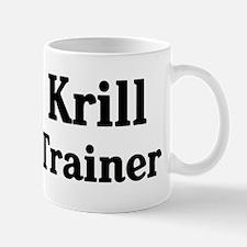 Krill trainer Mug