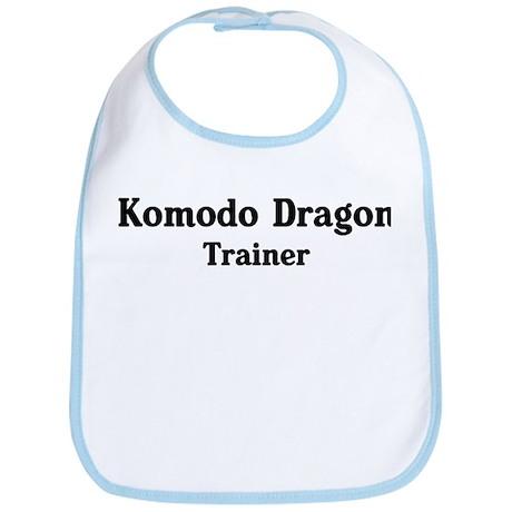 Komodo Dragon trainer Bib
