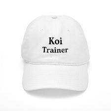 Koi trainer Cap