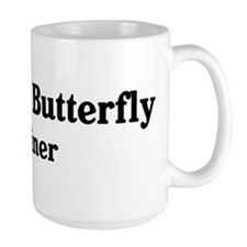 Monarch Butterfly trainer Mug
