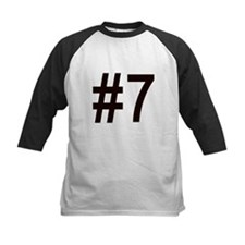 #7 birth order baby number seven Tee