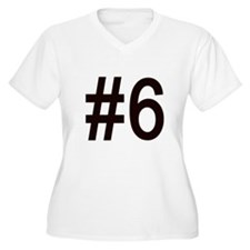 #6 birth order baby number six T-Shirt
