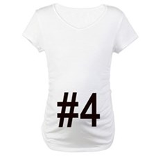 #4 birth order baby number four Shirt