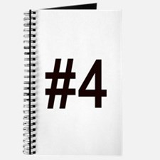 #4 birth order baby number four Journal