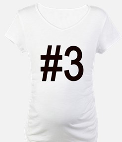 #3 birth order baby number three Shirt