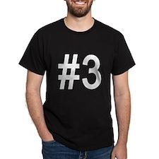 #3 birth order baby number three T-Shirt