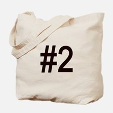 #2 birth order baby number two Tote Bag
