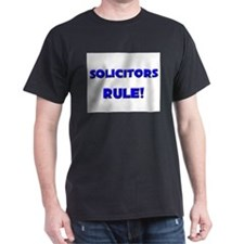 Solicitors Rule! T-Shirt
