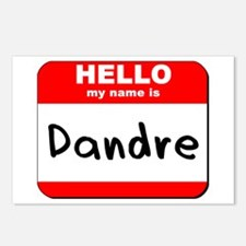 Hello my name is Dandre Postcards (Package of 8)