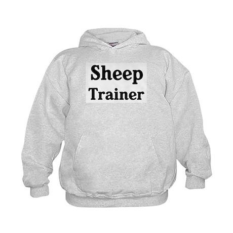 Sheep trainer Kids Hoodie