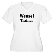 Weasel trainer T-Shirt