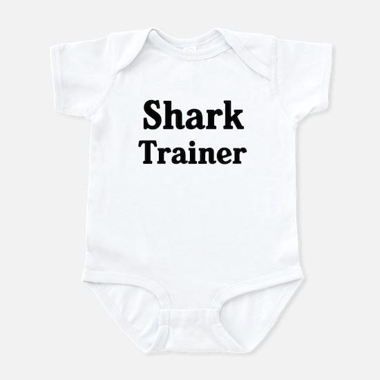 Shark trainer Infant Bodysuit