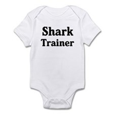 Shark trainer Onesie