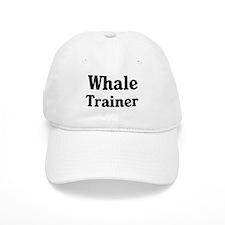 Whale trainer Baseball Cap