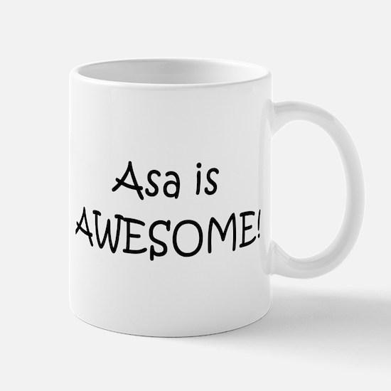 Unique Asa Mug