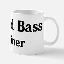 Striped Bass trainer Mug