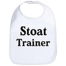 Stoat trainer Bib