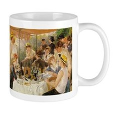 Luncheon of the Boating Party, 1881 Mug