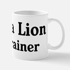 Sea Lion trainer Mug