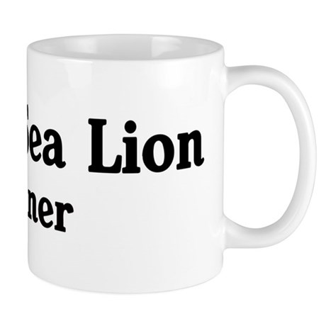 Steller Sea Lion trainer Mug
