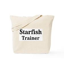 Starfish trainer Tote Bag