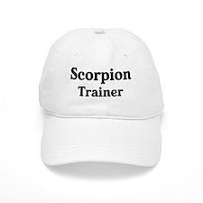 Scorpion trainer Baseball Cap