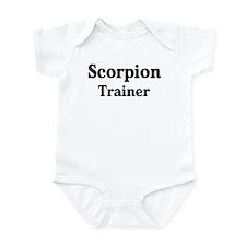 Scorpion trainer Infant Bodysuit