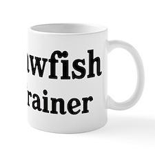 Sawfish trainer Mug