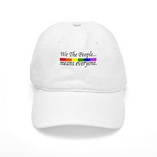 we the people Baseball Cap