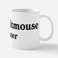 Tufted Titmouse trainer Mug
