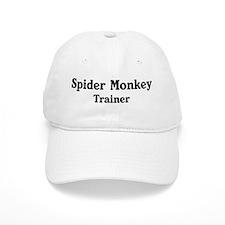 Spider Monkey trainer Baseball Cap