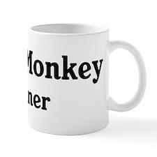 Spider Monkey trainer Mug