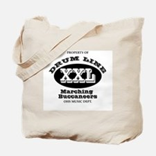 Drum Line Tote Bag