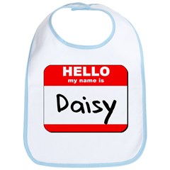 Hello my name is Daisy Bib