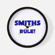 Smiths Rule! Wall Clock