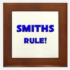 Smiths Rule! Framed Tile