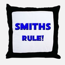 Smiths Rule! Throw Pillow