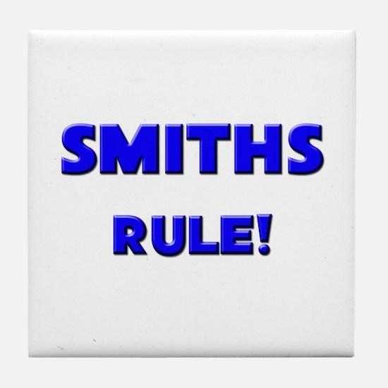 Smiths Rule! Tile Coaster